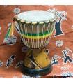 Djembe Africano - Drum - Gravação - Artisan