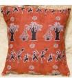 Pad etnica africana - tessuto 100% cotone - design tribù