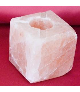 Aschenbecher bin - De Sal - mineralische natürliche 9 x 9 cm