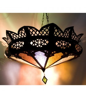 Ceiling depth - Crystal and Resinas-diseno Arabic - various colors