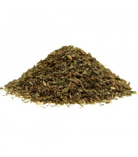 Dry Mint chopped - NaaNa - Moorish tea or Infusion