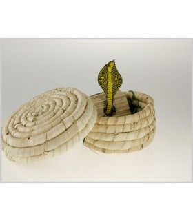 Basket enchanted snake - surprise - recommended product