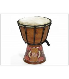 Pequenas Djembe - Drum - Gravação - Artisan