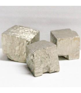 Cubo Pirita - Mineral Natural - 2 cm - Muy Bonita