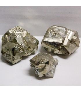 Pirita en bruto - Mineral Natural - 7 cm - Muy Bonita