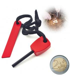 Survival Lighter Small- Flint - Easily Make Fire