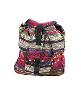 Zaino arazzo tessuto - vari colori - - etnico di design
