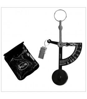 Manual scale portable - 100 gr - 4 oz - 12 cm - scale