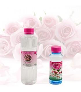 Rosenwasser - 125 0-250 ml - Natural - ideale Gesichtsreinigung