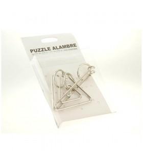Jogos Talento Aço Triang- Cajita - Vários Modelos - Rompecabezas
