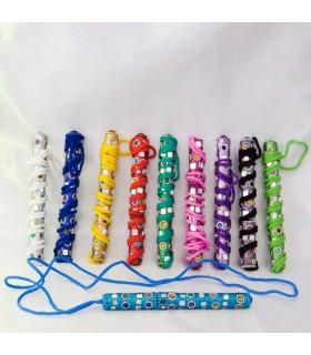 Penna specchi - colori multipli - 12 cm - ciondolo