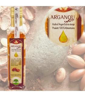Argan comestible - qualité de l'huile 250 ml - 1er - écologique