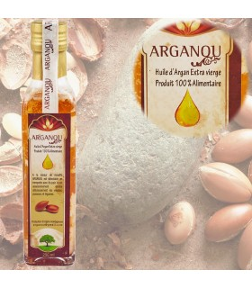 Edible Argan Oil - 250 ml - 1st Quality - Ecological