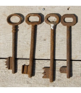 Chiave forgiatura - 12 cm - vari modelli