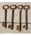 LLave Forja - 12 cm - Varios Modelos