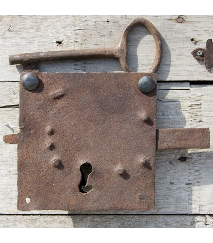 Lock Forge - Artisan - Includes Wrench - 15 x 15 cm