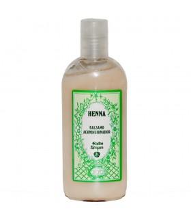 Bálsamo condicionador com Henna - 250 ml - Radhe Shyam