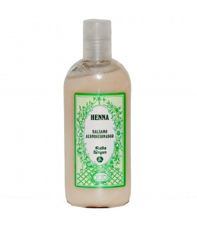 Conditionneur baumier à l'henné - 250 ml - Radhe Shyam