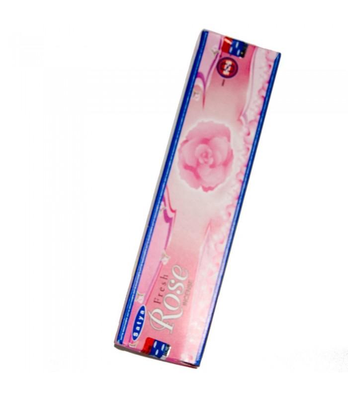 Incienso Rosa Fresca - SATYA - Gran calidad - 30 gr