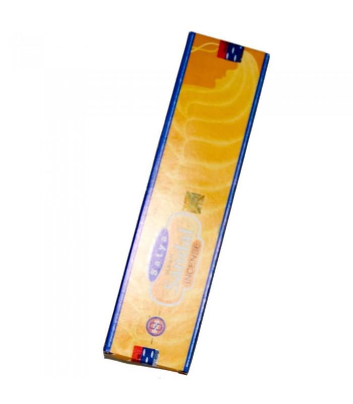 Super Sandal Incense - SATYA - High Quality - 30 gr