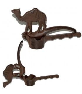 Cascanueces Camello - Fundición Hierro - 20 cm