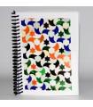 Book design Mosaic 2 - Souvenir Arabic - size A6 - 100 sheets