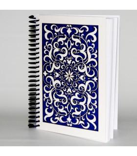 Árabes Souvenir Book Design Gallery - 4- Tamanho A6 - 100 folhas