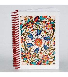 Книга дизайн Мозаика 4 - сувенир Арабский - размер A6 - 100 листов
