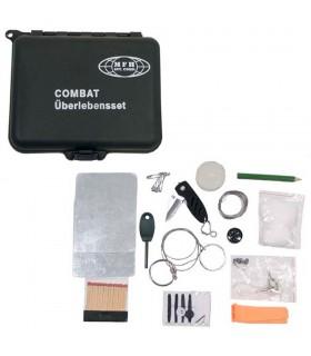 Kit de sobrevivência - Carry Case - Recomendado