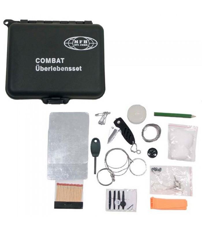 Kit Supervivencia - Caja Transporte - Recomendado