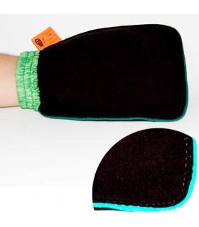 Cleaning glove Kessel - scrub - Medicinal - Hammam-2 thick