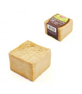 Jabón Natural  Oliva y Laurel 20 % (Siria) 200 Gr - Alepo