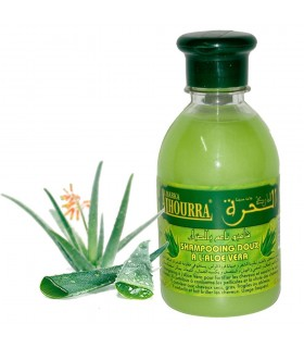 Champú Natural - Aloe Vera Dulce - 250 ml - Fortaleza y Salud