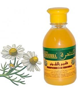 Gesundheit und natürliche Shampoo - Kamille - 250 ml - glitter
