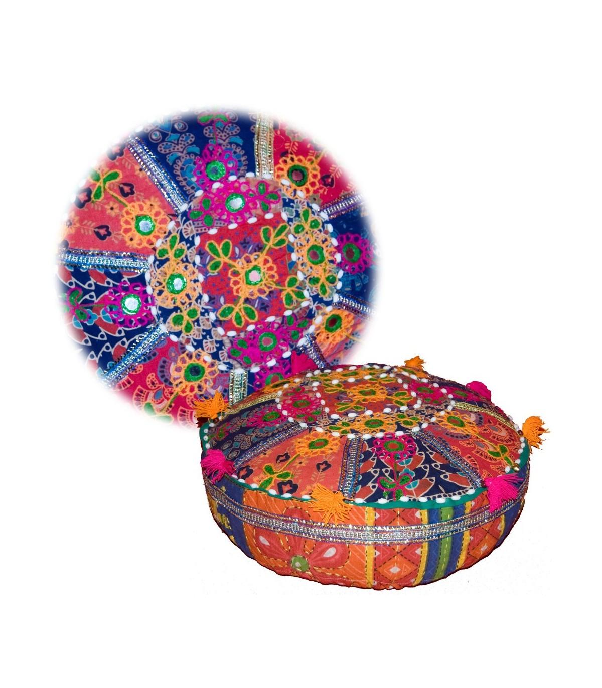 Yoga redondo include cuscino arredamento indiano for Arredamento indiano