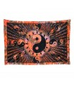 Fabric cotton-India-baby Ying Yang-Artesana - 140 x 210 cm