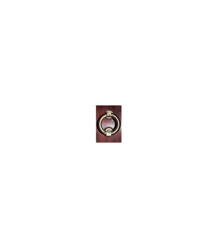 Caller Round - Horseshoe - Cast Bronze-Spanish