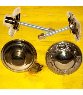 Elenco Picador Bronze - 2 Modelos - Suporte Parafuso