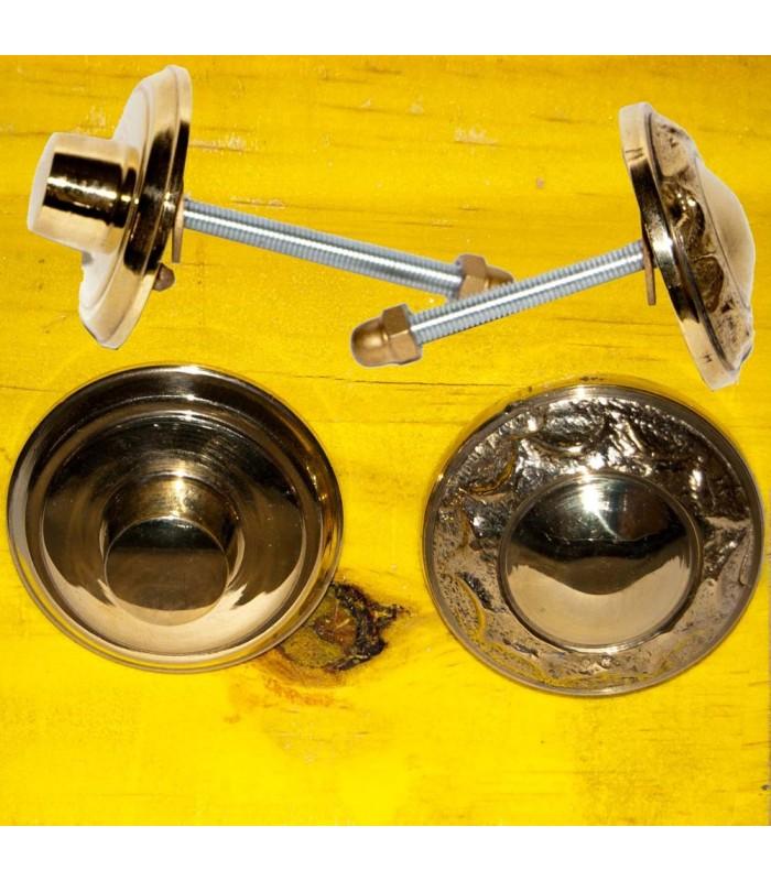 Picador Fundición Bronce - 2 Modelos - Soporte Tornillo