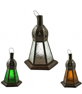 Farol Light House - Hexagonal - Multicolor - NEW