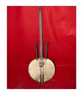 Kora - Maliense Guitar - Artisan - 125 cm - Base Pumpkin