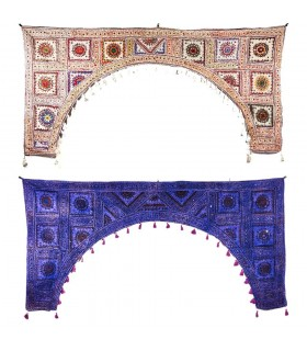 Arch Decor Mat - Artisan - 190 x 100 cm-Various Colors