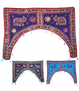 Arch Decor Mat - Artisan - 95 x 65 cm-Various Colors