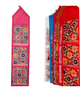 Stuoia guardia carte - a mano - 70 x 17 cm - vari colori