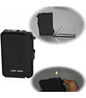 Cigarette case lighter - 10 x 6 cm