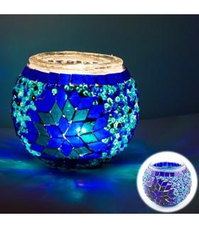 Artigianato turco candela - vetro Murano - turco taglia 2