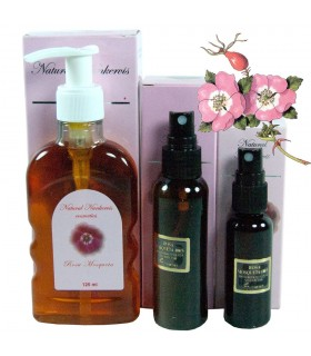 Óleo de Rosa Mosqueta de Chile - Regenerator - Vitamina E