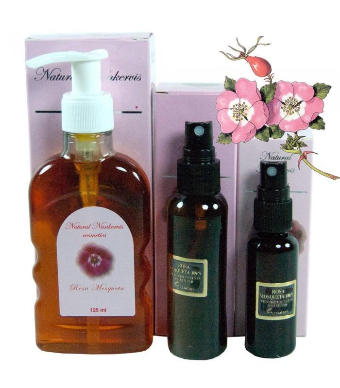 Aceite de Rosa Mosqueta de Chile - Regenerador - Vitamina E