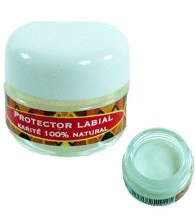 Protector Labial - Manteca de Karité - 100 % Natural - 15 ml