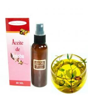 Aceite de Jojoba - Prensado Frio - 60 ml - 100% Puro y Natural